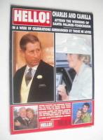 <!--1998-11-07-->Hello! magazine - Prince Charles and Camilla cover (7 November 1998 - Issue 534)