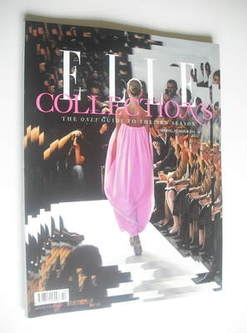 <!--2011-04-->British Elle Collections magazine (Spring/Summer 2011)