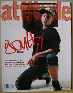 <!--2003-02-->Attitude magazine - The Youth Issue (February 2003 - Issue 10