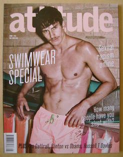 <!--2008-05-->Attitude magazine - Swimwear Special (May 2008)