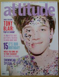<!--2009-05-->Attitude magazine - 15th Birthday Issue (May 2009)
