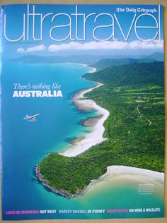 <!--2011-10-->Ultratravel magazine - There's Nothing Like Australia (October 2011)
