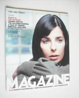 <!--2006-09-30-->The Times magazine - Joanne Lees cover (30 September 2006)