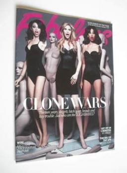 Fabulous magazine - Sugababes cover (17 September 2011)