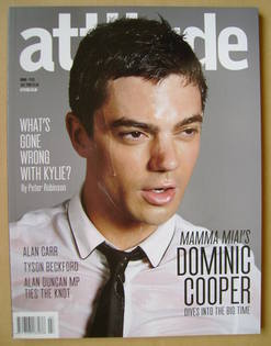 <!--2008-07-->Attitude magazine - Dominic Cooper cover (July 2008 - Issue 1