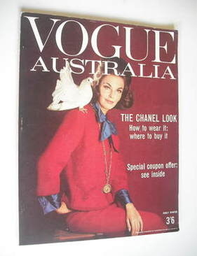 <!--1962-12-->Australian Vogue magazine - Early Winter 1962