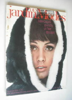 Le Jardin Des Modes magazine - November 1964