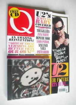 Q magazine - U2 cover (December 2011)