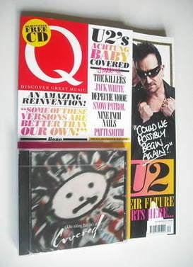 <!--2011-12-->Q magazine - U2 cover (December 2011)