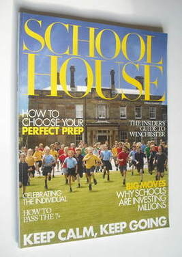 School House magazine - Spring/Summer 2009