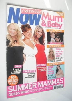 Celebrity Now magazine - Mum & Baby (Summer 2007)