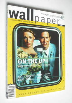 Wallpaper magazine (Issue 35 - January/February 2001)