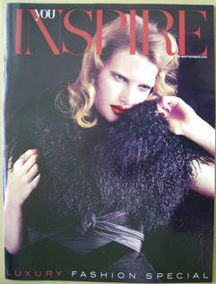 <!--2011-09-18-->You Inspire magazine - Luxury Fashion Special (18 Septembe