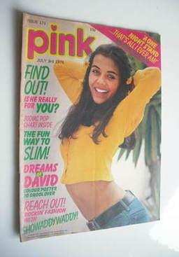 Pink magazine - 3 July 1976