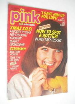 Pink magazine - 10 December 1977