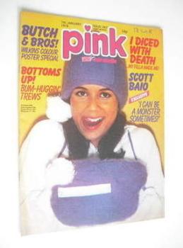 Pink magazine - 7 January 1978