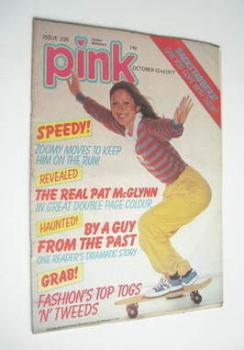 Pink magazine - 22 October 1977
