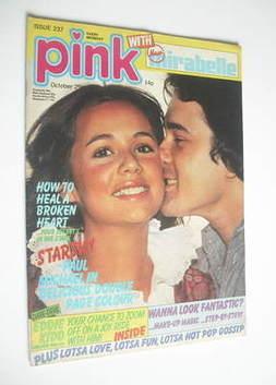 Pink magazine - 29 October 1977