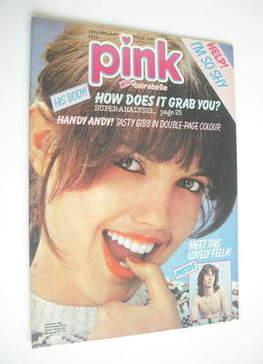 Pink magazine - 14 January 1978