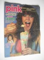 <!--1978-07-22-->Pink magazine - 22 July 1978 - Leslie Ash cover