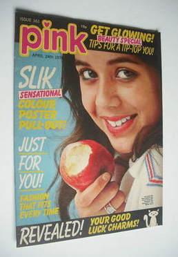 Pink magazine - 24 April 1976