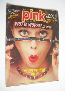 Pink magazine - 17 July 1976