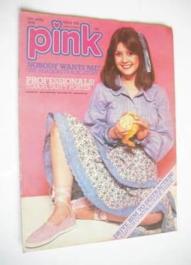 Pink magazine - 29 April 1978