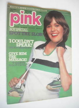 Pink magazine - 20 May 1978