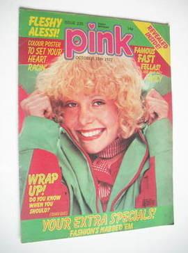 Pink magazine - 15 October 1977