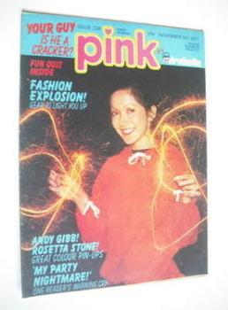 Pink magazine - 5 November 1977