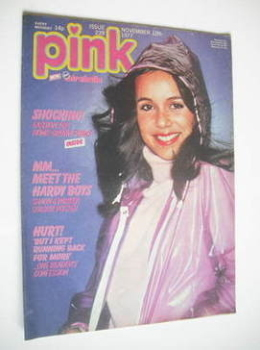 Pink magazine - 12 November 1977