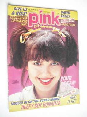 Pink magazine - 26 November 1977