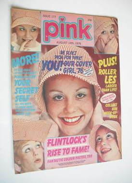 Pink magazine - 14 August 1976