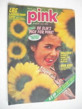 Pink magazine - 21 August 1976