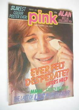 Pink magazine - 11 September 1976