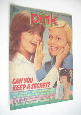 Pink magazine - 25 September 1976