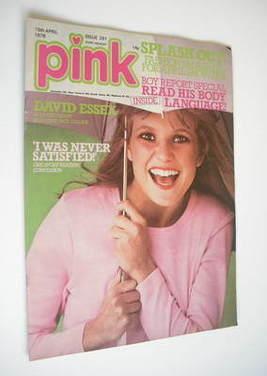 Pink magazine - 15 April 1978