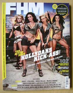 <!--2010-09-->FHM magazine - Jorgie Porter, Jennifer Metcalfe, Gemma Merna,