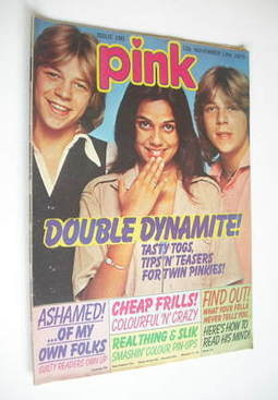 Pink magazine - 13 November 1976