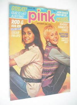 Pink magazine - 16 October 1976