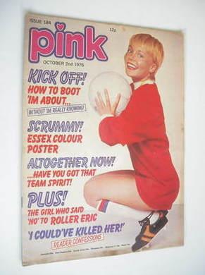 Pink magazine - 2 October 1976