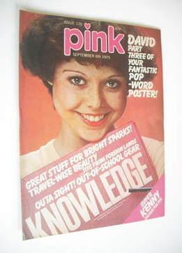 Pink magazine - 6 September 1975