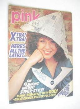 Pink magazine - 20 September 1975