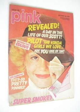 Pink magazine - 4 October 1975