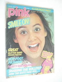 Pink magazine - 18 October 1975