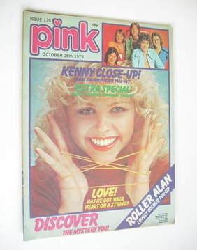 Pink magazine - 25 October 1975