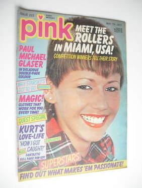 Pink magazine - 7 May 1977