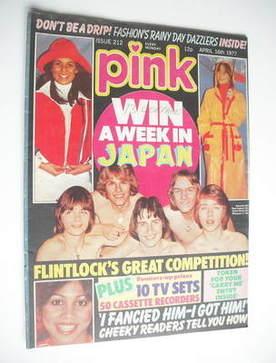 Pink magazine - 16 April 1977