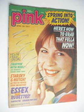 Pink magazine - 9 April 1977