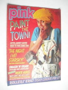 Pink magazine - 5 March 1977